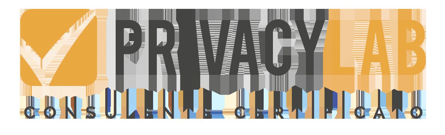 LOGO PRIVACYLAB consulente certificato