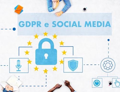 GDPR e Social media in pillole